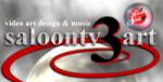 Start SaloonTV3 Video Art Design Work & Musica Channel by TVSALOON.COM >>>