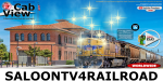 Start SaloonTV4 Railroad Station Cab Views Fuehrerstandsmitfahrten Internationale Eisenbahnen worldwide >>>
